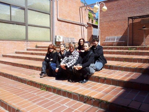 Reunión de TRAMA en Madrid el 16 de abril de2012